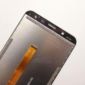 Image 5 - 5,7 дюймовый ЖК дисплей Oukitel K5000 + кодирующий преобразователь сенсорного экрана в сборе 100% Оригинальный Новый ЖК + сенсорный дигитайзер для K5000 + Инструменты