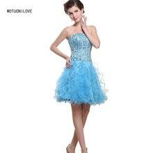 Коктейльные мини платья элегантные большого размера с бусинами