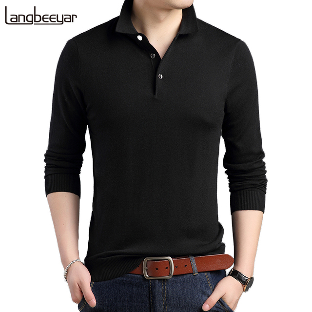 2019 New Fashion Brands Designer Polo Shirt Men Boys Street Wear