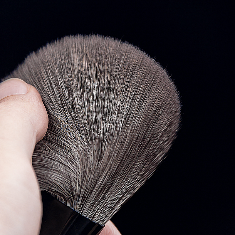 2019 Anmor 29PCS Make Up Brush High Quality Nylon Hair Foundation Eye Shadow Concealer Makeup Brushes With Black Cosmetic Bag - 3