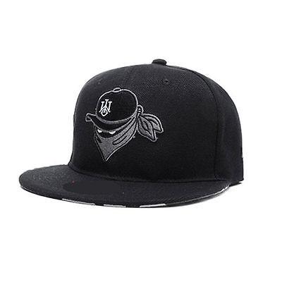 Men Women New Black Baseball Cap Snap back Hat Hip-Hop Adjustable Caps 2018 Fashion