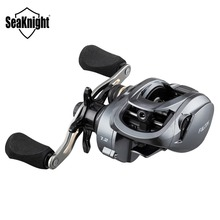 SeaKnight FALCON 7.2:1 8.1:1 High Speed Baitcasting Reel 204g Long Casting Fishing Reel Max Drag Power 8KG Carp Fishing Tackle
