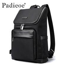 Padieoe Fashion Nylon Men Backpacks Casual School Backpack Travel Laptop Bag