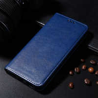 Case for Oukitel C18 Pro, Cubot King Kong CS Note 10 Flip Case, Leather Case for Cubot J9 Lenovo A7 Phone, Wallet