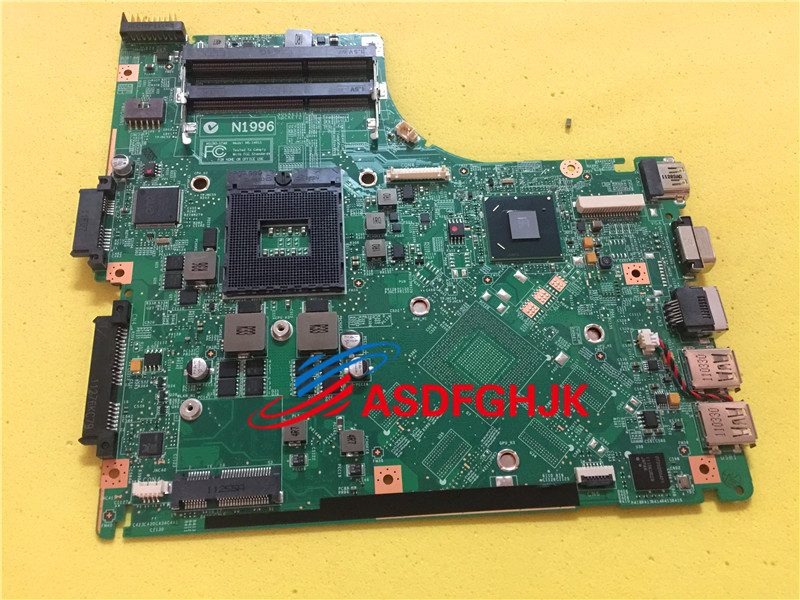 MS-1491 laptop motherboard MS-14911 for MSI X460DX Model Non-integrated good condition fully tested working well big face original oulm 9316b brand japan movt quartz dz watch large men dual time male imported reloj hombre relogio masculino