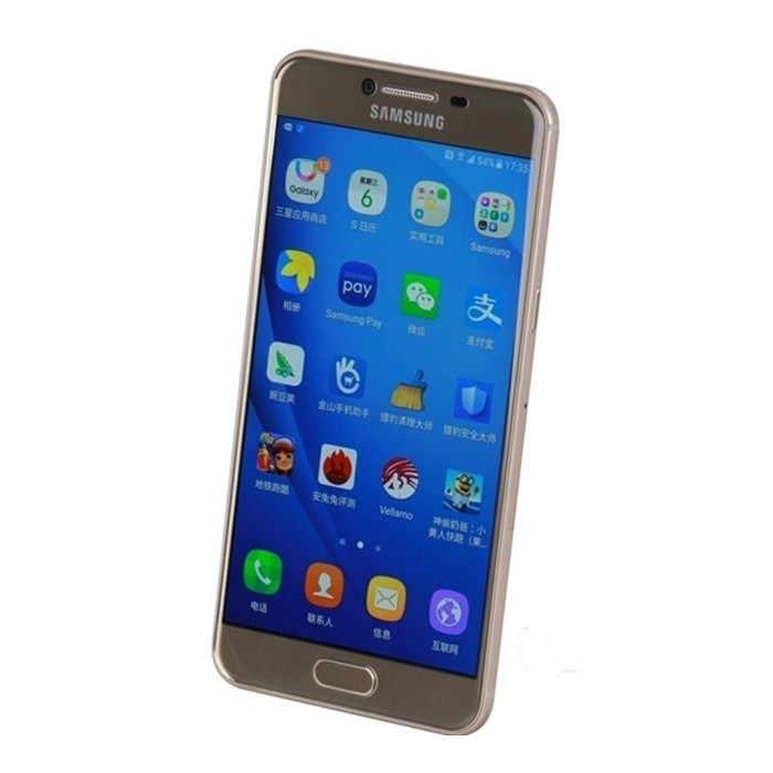 サムスンギャラクシー C5 C5000 5.2 インチオクタ · コア 4 ギガバイトの RAM 32 ギガバイト/64 ギガバイト ROM LTE 16MP アンドロイド 1080 1080p Wifi デュアル SIM 改装携帯電話
