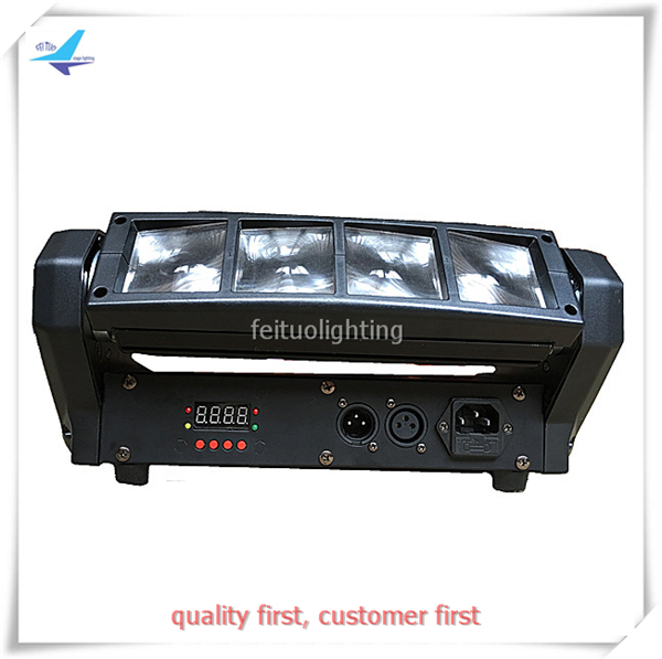 A-20pcs Mini china supplier new stage effect dj 8x10w 4in1 spider light 8 eye 3w rgbw stage light marie koulikoff souviron human resource management in buyer supplier relationships