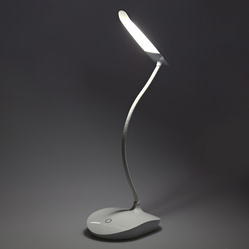 Nouveauté 6 w solaire alimenté led lampe de bureau réglable capteur tactile lampe de lecture moderne