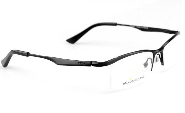 aliexpresscom buy free shipping news brand designer frames for glasses av9880t titanium half glass frames men optical frame eyeglasses from reliable