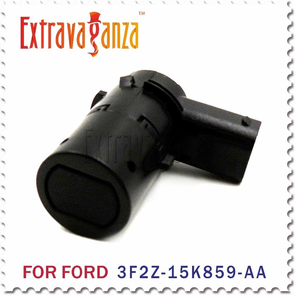 Auto parts backup sensor 3f2z 15k859 aa 3f2z15k859aa new parking ultrasonic sensor for ford