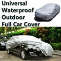 2015 New Car covers 3XL code flocking thick sewing car-cover antifreeze double sewing car hood with ears car styling sunshade