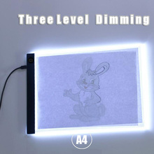 Diamond Painting Lightpad Tablet Ultrathin 3.5mm Pad Apply to USB Plug Embroidery serie A4 LED