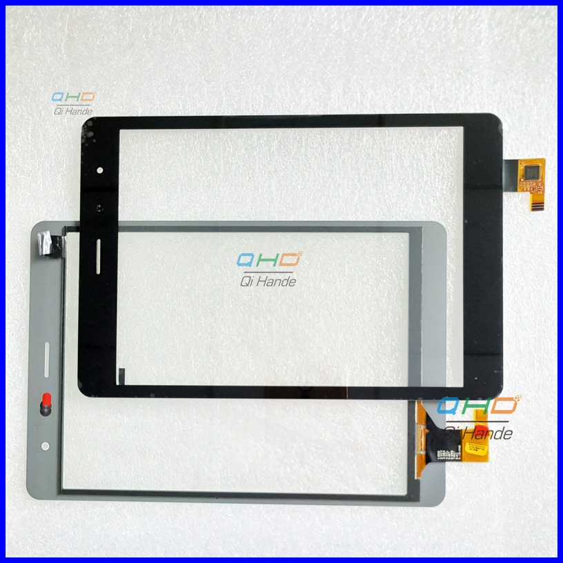New 7.85 Inch Touch Screen Digitizer Glass Sensor Panel For DNS Airtab MT7851 Tablet Replacement new 7 inch tablet capacitive touch screen replacement for dns airtab m76 digitizer external screen sensor free shipping