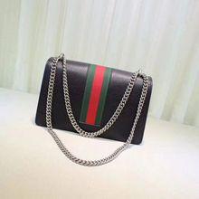 100% Genuine Leather Women Shoulder Bag Famous Brand Bag Ladies Handbag Fashion Letter Messenger Bag Sac a Main