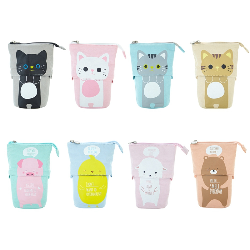 Baby Animal Holder Storage Bag Pouch Cover for Milk Bottle O1O9