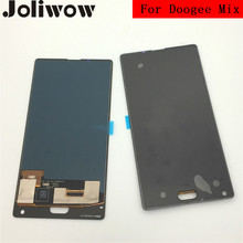 "Für Doogee Mix LCD Display + touch Screen + tools Digitizer Assembly bildschirm Ersatz Zubehör 5,5 ""telefon"