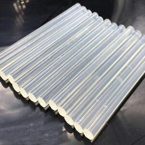 10 Pcs / set 7mm Hot Melt Glue Stick for Heat Pistol Glue 7x100mm High Viscosity Glue Glue Stick Repair Tool Kit DIY Hand Tool