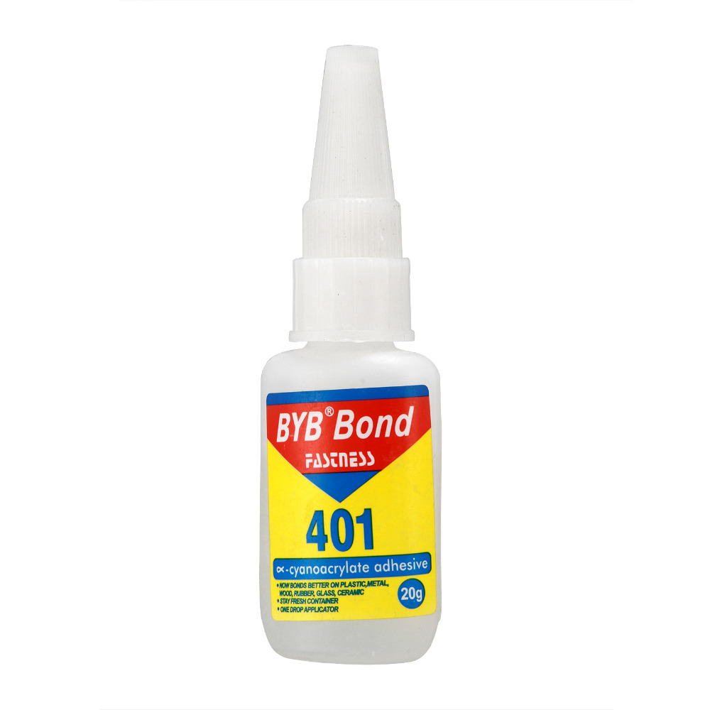 5 PCS/lot Net weight 20g BYB #401 Strong Bond Glue For False Nail ...