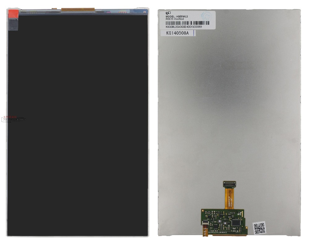 8 inch K800WL2 LCD Displays For Samsung SM-T311 SM-T310 SM-T315 LCD Display screen claa101wj03 xg lcd displays
