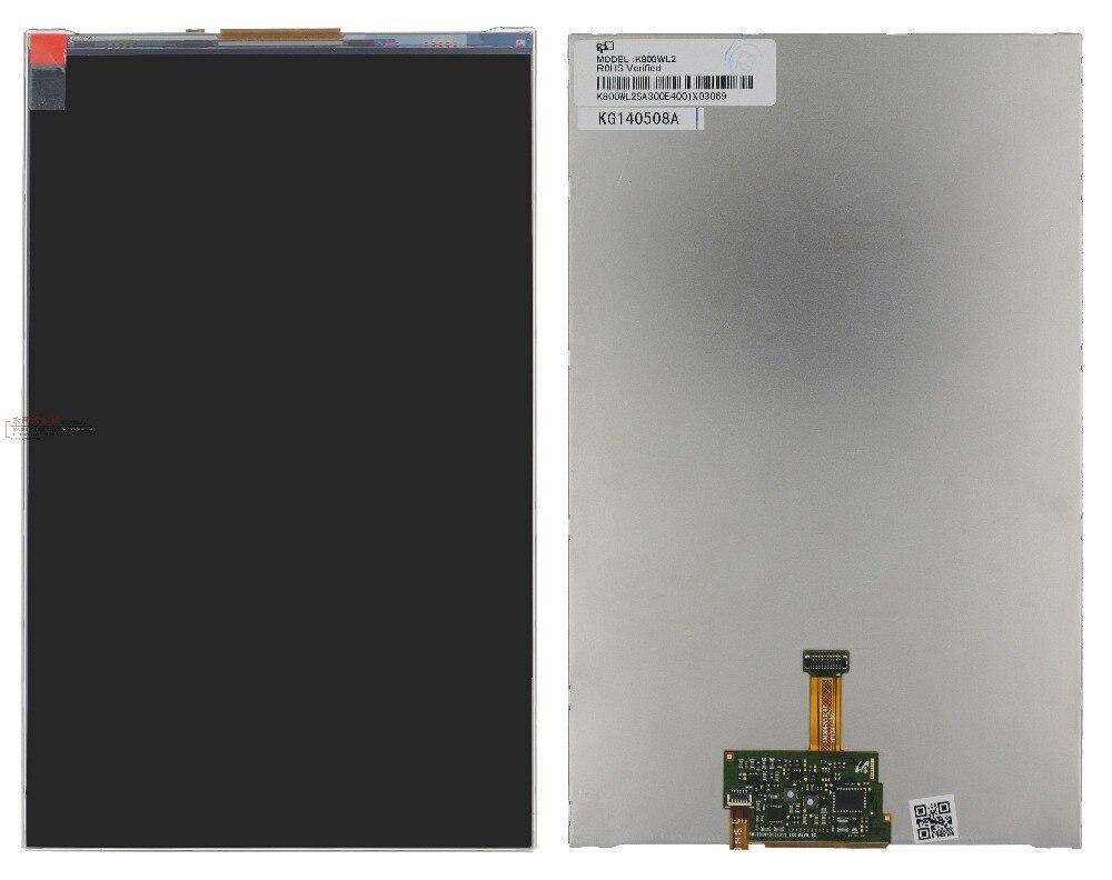 8 inch K800WL2 LCD Displays