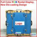 P3 HD литой алюминиевый светодиодный дисплей  576 мм * 576 мм  192*192 пикселей  9 5 кг  цвет на заказ  простая установка