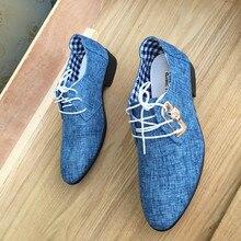 Mazefeng chaussures Cavans pour hommes, chaussures printemps automne 2018, à bout pointu, Business Style britannique, chaussures décontractées