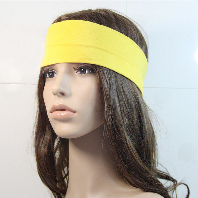 Exercise Hair Bands: Aliexpress.com : Buy Hot Fashion Women Lady Girl Terylene