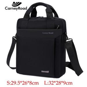 Carneyroad يد الرجال عالية الجودة للماء الأعمال حقائب كتف للرجال الأزياء أكسفورد حقيبة ساع باد Crossbody أكياس