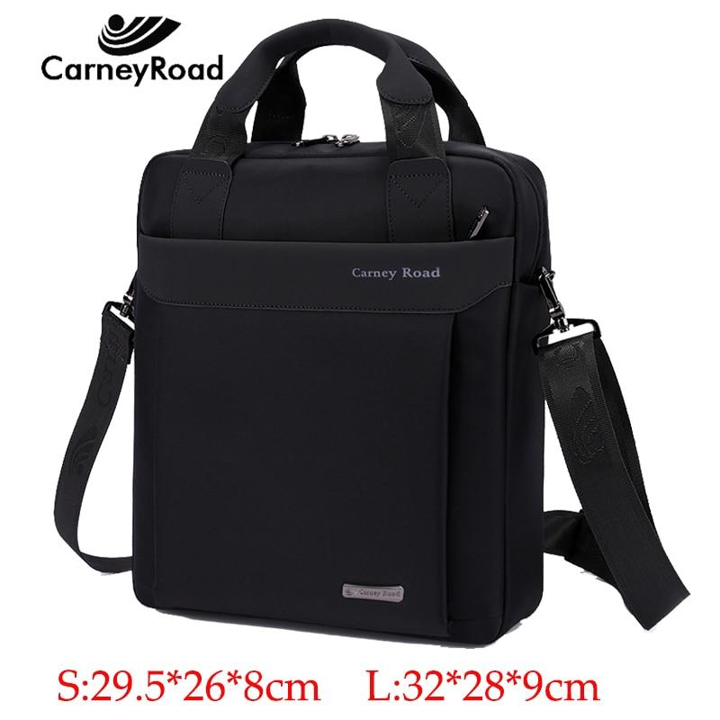 Carneyroad Handbag Men High Quality Waterproof Business Shoulder Bags For Men Fashion Oxford Messenger Bags Ipad Crossbody Bags