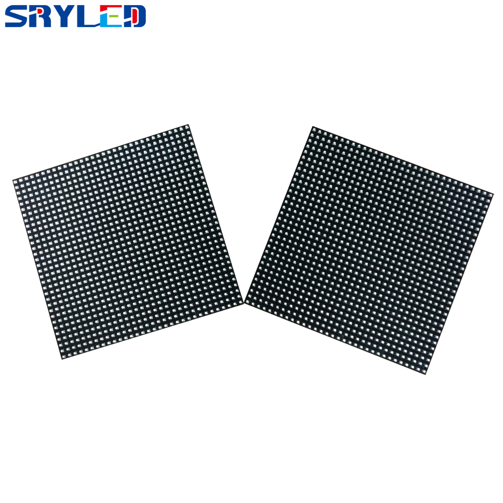 Indoor P6 RGB 3in1 Module 32x32 Pixels SMD 3in1 Indoor RGB P6 LED Module HD SMD Indoor Full Color