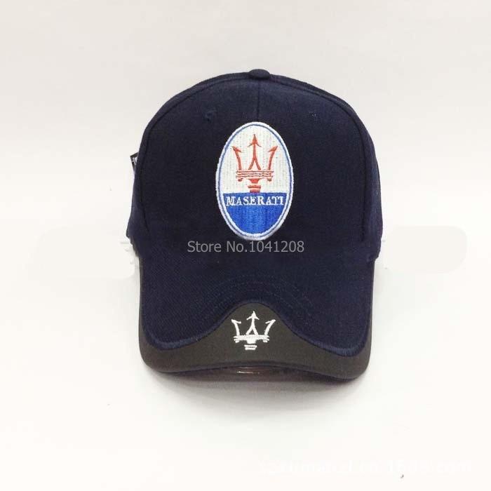 4 colours Maserati Souvenir Caps F1 automobile race Maserati cotton baseball  cap hat-in Baseball Caps from Apparel Accessories on Aliexpress.com  cce30f1868b