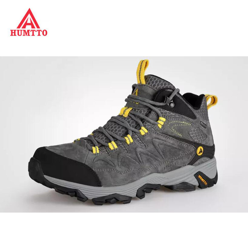 HUMTTO Hiking Shoes Men Waterproof Outdoor Hiking Boots Trekking Shoes Breathable Climbing Chaussures Femme 2017 Shoes 3520 высокие кеды quelle quelle 941217