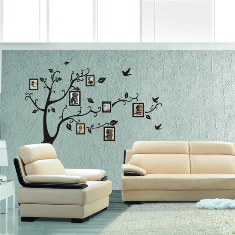 Decals Iphone Picture More Detailed Picture About PC Family - Custom vinyl wall decals large   how to remove
