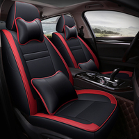 custom leather car seat covers For honda civic 2006 2011 cr v accord 7 city FIT car accessories covers for vehicle seat