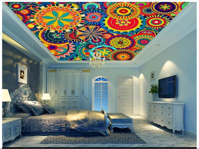 Image result for colorful ceiling