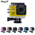 Hot Sale Go Pro Action Camera Full HD 1080P Underwater Camera 2.0 LCD 140D Sport Go Waterproof Pro Camera  Sport Cam-2930