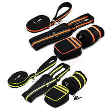 1 Set Leash for Dogs Pet Running Jogging Cats Puppy Dog Lead Collar Dog Harness Traction