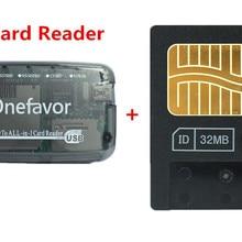 7c331d37bf1cb Новинка! 64 MB Smart media card smartmedia SM карт памяти 64 M + SM  Устройство
