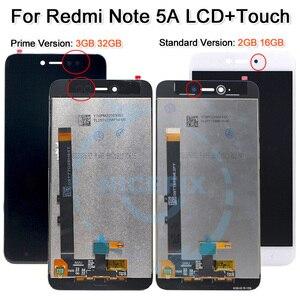 "Image 4 - 5.5 ""720x1080 IPS 디스플레이 XIAOMI Redmi 참고 5A LCD 터치 스크린 Xiaomi Redmi 참고 5A 프라임 LCD Y1 / Y1 라이트"
