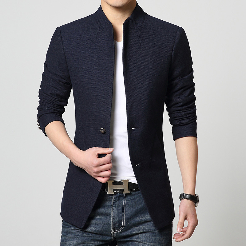 2017 Sale Costume Homme Measure Men Suit Jackets Single-breasted High Quality Coat  Blazers