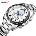 LONGBO Business Sport Watch Mens Watches Top Brand Luxury Stainless Steel Casual Quartz Wrist Watch Men Relogio Masculino 8834