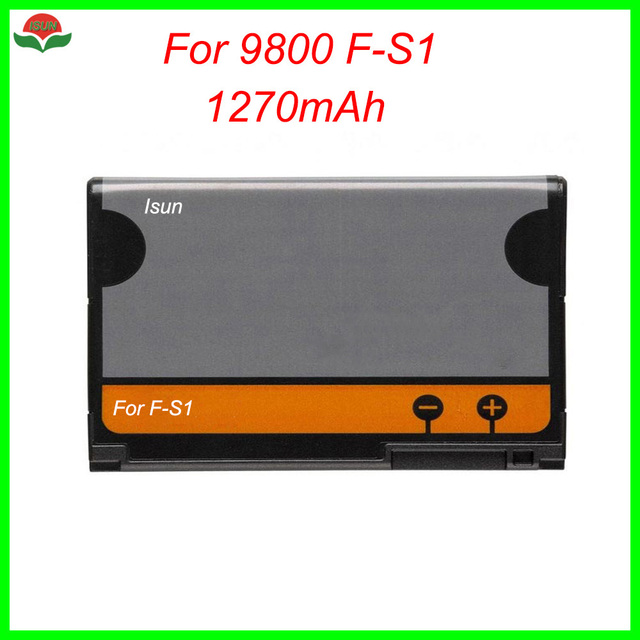 41638551fc1 ISUN Original Quality mobile phone battery F-S1 FS1 for Blackberry Jennings  Torch 2 9810