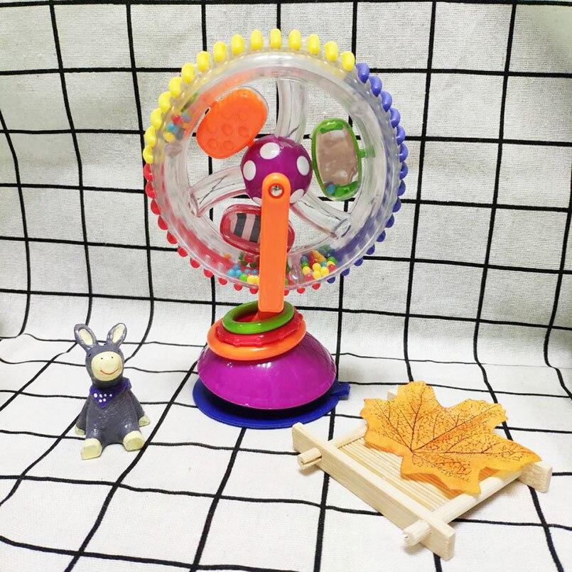 Baby & Kleinkind Spielzeug Riesenrad Suckers Rasseln Drehen Baby Mobile Krippe 0-12 Monate Kleinkind Pädagogisches Spielzeug