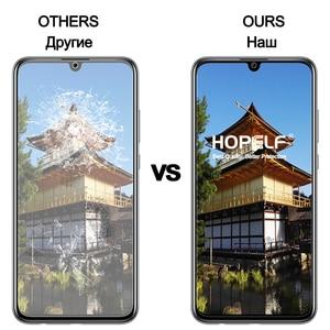 Image 3 - HOPELF Kính Cường Lực cho Huawei P Thông Minh 2019 Tấm Bảo Vệ Màn Hình trên Điện Thoại Bảo Vệ Kính An Toàn cho Huawei P Thông Minh 2019 kính cường lực
