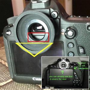 Image 3 - רך גומי עינית עיינית ערכת להחליף EB EG EF DK 17 DK 19 DK 20 DK 21 DK 23 DK 24 DK 25 עינית עבור Canon ניקון מצלמה