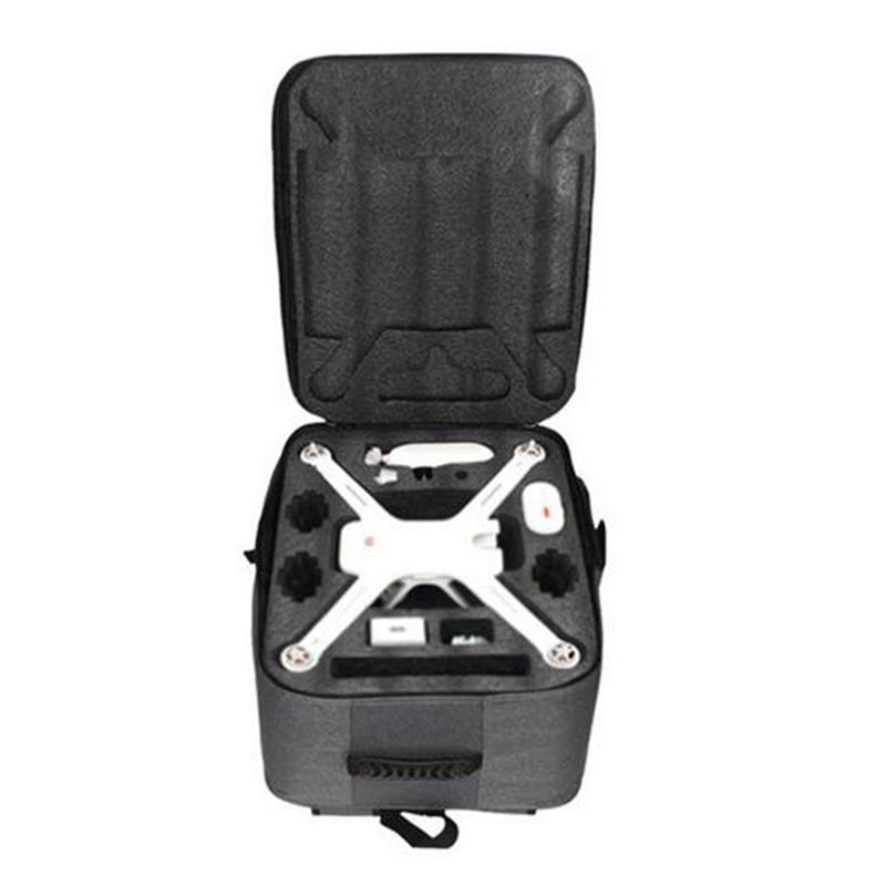 XIAO MI 4K Drone Backpack Storage Bag Outdoor Waterproof Carry Bag Handbag for Xiaomi 4K RC Quadcopter Accessories сумка xiao xiang bag x1803 2015