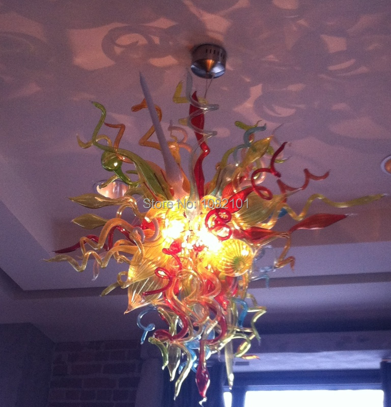 unusual lighting fixtures. Contemporary Lighting Free Shipping AC LED Handmade Unusual Colored Glass Light Fixturesin  Chandeliers From Lights U0026 Lighting On Aliexpresscom  Alibaba Group With Fixtures R