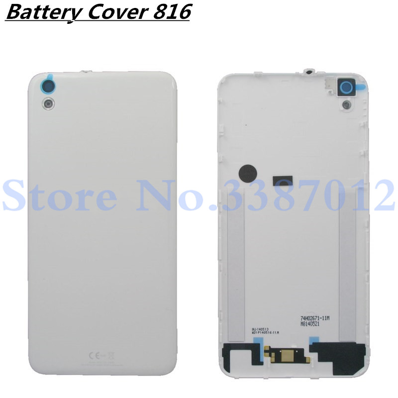 Repair Parts Original Back Cover For HTC Desire 816 Battery Door Back Cover Housing
