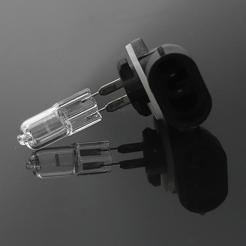 12V 27W  4300k Warm White Original Halogen Light Bulb For Snow Blower Replaces OEM Part:00432600