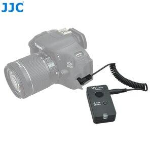 Image 5 - JJC камера беспроводной пульт дистанционного управления для Canon EOS 850D 5D 6D 50D 1Ds Mark III 6DMark II 5DMark IV замена Canon RS 60E3 RS 80N3